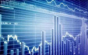 Stock Market Graph With Bar Chart Stock Market Wallpaper