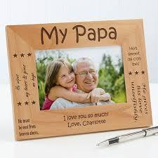 grandpas personalized picture frames sweet grandpas 6998