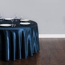 bathroom beautiful navy blue tablecloths 6 free 10pcs 70 90 108 120 132 round