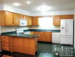 transform kitchen countertops kitchen rust cabinet transformation kitchen cabinets