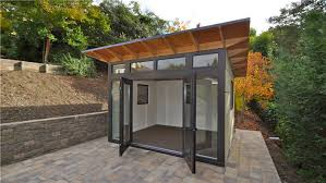 prefab shed office. Interesting Backyard Office Shed Kits And Yard Design For Village Prefab