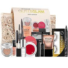 sephora glitz glam makeup giftset