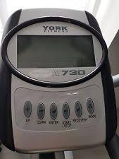 york x720 cross trainer. york fitness x730 cross trainer platinum x720 l