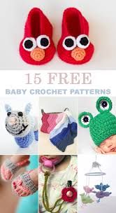 Free Baby Crochet Patterns Interesting 48 Free Baby Crochet Patterns