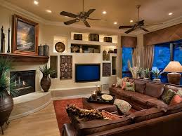 Mediterranean Decor Living Room Interior Homey Living Room Furniture Styles And Colors With