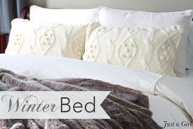 winter bed