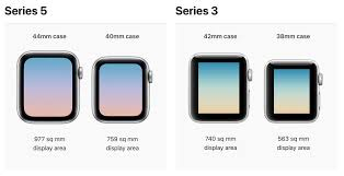 Apple Watch Face Size Chart Best Apple Watch 2019 Which Model Should You Buy Macworld Uk