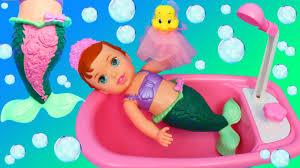 Color Changing Wallpaper Ariel Color Changing Mermaid Doll Bubble Bath Time Secret Reveal