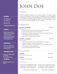 Office Resume Template Inspiration Office Resume Templates Word 48 Free 48 Mysticskingdom
