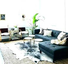 faux animal hide rugs fake skin with lovely nz an animal hide rug