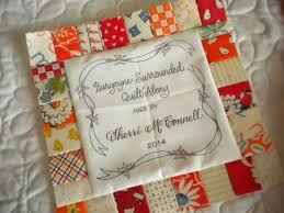 74 best Quilt Labels images on Pinterest | Good ideas, Crafts and ... & A Quilting Life - quilt label idea.for your quilts Mom, so cute! Adamdwight.com