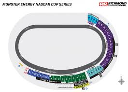 Rir Interactive Seating Chart 2020 Richmond Race Packages Richmond Nascar Packages