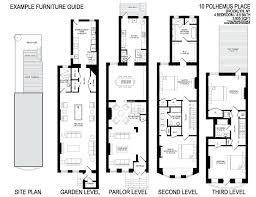 brownstone house plans townhouse floor plan 1 brownstone style house plans
