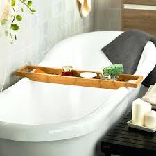 Bath Caddy For Clawfoot Tubs Uk Bathtub Tray Canada Tub Ikea
