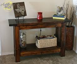 Furniture Inspiration. Eye Catching Yellow Finished Dresser Entryway Table  With Multi Drawers Storage Also Quotes ...