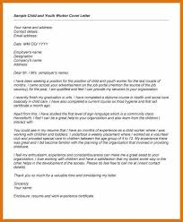 Social Worker Cover Letter Letter Format Business
