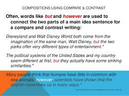 compare and contrast essay format comparison and contrast essay format compare and contrast essay outline template