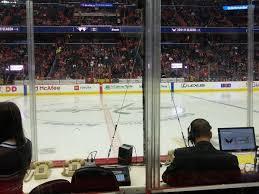 Capital One Arena Ice Hockey Seating Chart Breakdown Of The Capital One Arena Seating Chart