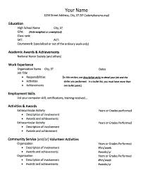 Skills To List On Your Resume Examples Of Extracurricular Activities To Put On A Resume List