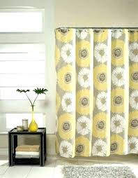 yellow and gray shower curtain grey and yellow curtains blue yellow gray shower curtain yellow grey