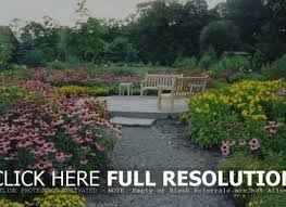 Small Picture Perennial Garden Layout Ideas Three Seasons Garden Garden Design
