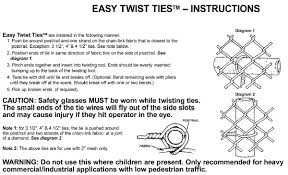 chain link fence ties.  Link Easy Twist Ties  Instructions With Chain Link Fence P