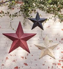 metal stars decor star decorations