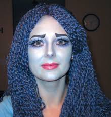 thumbnail makeup artist at work