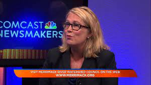 Caroly Shumway, Merrimack River Watershed Council Executive Director -  YouTube