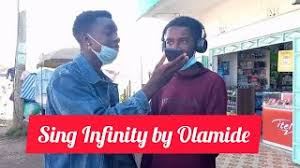Adedeji olamide, didia stanley omah, oredope peace emmanuel. Kenyans Singing Infinity By Olamide Ft Omah Lay Hilarious African Video J Segera Youtube