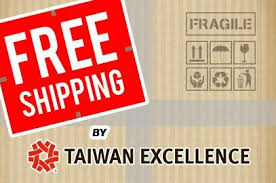 <b>Free Delivery</b> by Taiwan Excellence! | <b>PC</b> Express