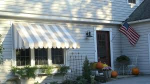 window awnings window treatments timber window awnings diy