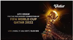 Hasil lengkap pertandingan ke 5 kualifikasi piala dunia 2022 zona asia klasemen sementara kualifikasi piala dunia 2022 qatar. Live Streaming Drawing Kualifikasi Piala Dunia 2022 Zona Asia Putaran Kedua Bola Liputan6 Com