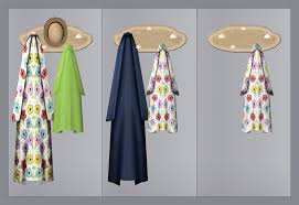 Girls Coat Rack Mod The Sims Coats For Your Wall New Coats Racks For Numenor 34