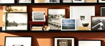 photo ledge over sofa picture legdes holman ledge pottery barn picture
