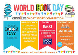 news smile teaching jobs teaching jobs and supply cover  world book day story writing competition