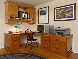 office wall paint ideas. Home Office Wall Cabinets With Natural Brown Color Ideas Office Wall Paint Ideas
