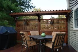 Multilevel Ipe Deck w/stone inlay Randolph NJ traditional-deck