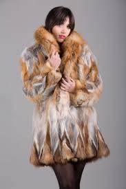 Women's <b>Fox</b> Fur <b>Coats</b>, Vests & <b>Jackets</b> | Skandinavik Fur