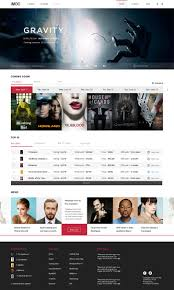 fantastic redesign concepts for imdb probably one of the best imdb redesigns online currently this one of the homepage focuses on the most popular features on the site trailers