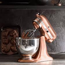 kitchenaid metallic series 5 qt stand mixer