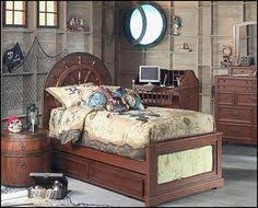pirate themed rooms are the perfect thing for the adventurous and pirate loving kid