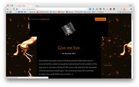 Create a Chrome extension to modify a website's HTML or CSS