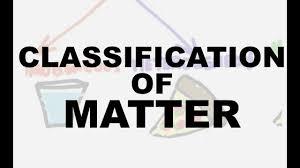 Flow Chart Of Classifying Matter Classification Of Matter