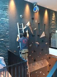 interior designed bespoke climbing