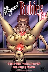 Big tit lesbian comic