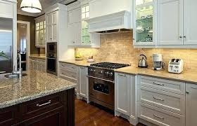 Backsplash With White Cabinets Best For Cream Kitchen Ideas Interior Custom Kitchen Ideas With White Cabinets