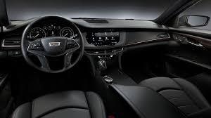 2019 cadillac ct6 jet black leather interior h66