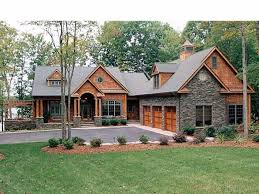 Craftsman House Plans With Walkout Basement   EurHomedesign    Craftsman House Plans With Walkout Basement Beautiful Craftsman Daylight Basement House Plans Daylight Basement House