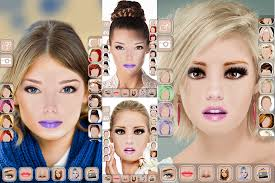 youcam perfect u makeup app lovely realistic make up android apps on google play